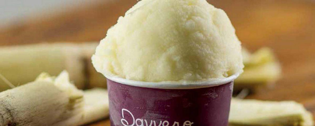 O gelado é o novo quente