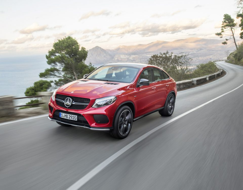 Mercedes-Benz GLE 400 4MATIC Coupé a