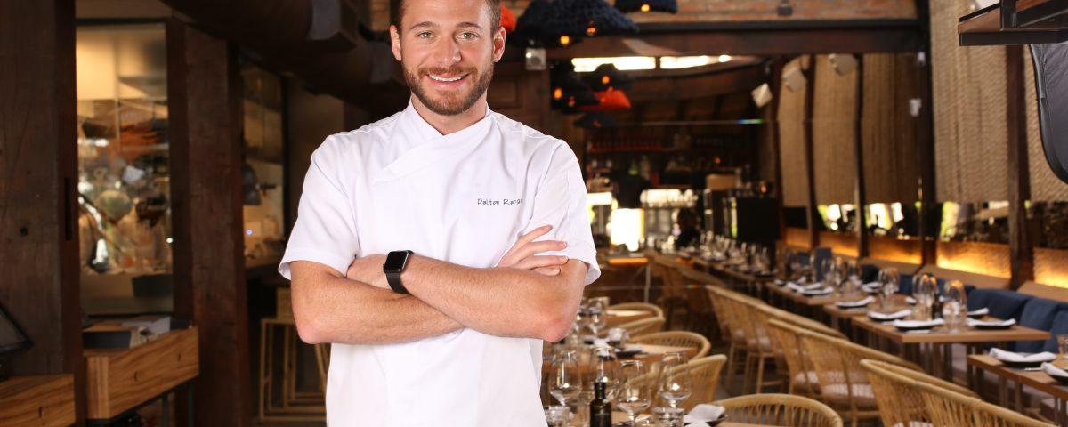 Chef Dalton Rangel